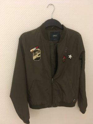 Only Bomber Jacket multicolored
