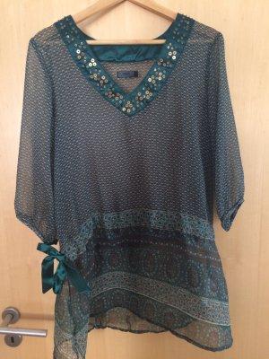 Only Transparante blouse veelkleurig