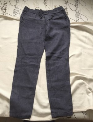 Leichte Chinohose in Jeans Optik