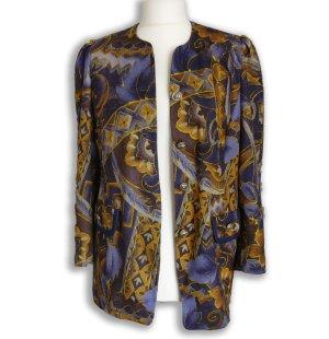 Leichte Damen Jacke, Blazer, Design, Vintage, einzigartig, Gr.S/M