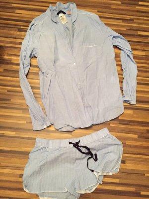 Leichte Damen Schlafanzug