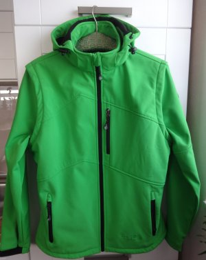Fiftyfive DSL Softshell Jacket green