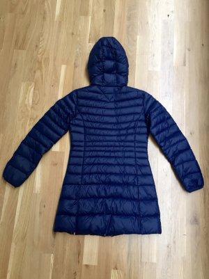 Leichte Daunen Jacke / Mantel von Hilfiger Denim in blau