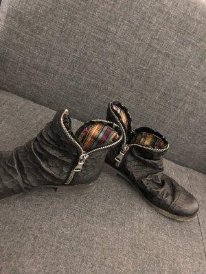 leichte Felmini Schuhe, schwarz, Gr. 41