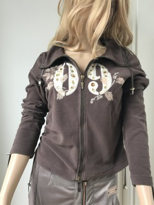 Airfield Fleece Jackets bronze-colored
