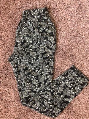 Vero Moda Flodderbroek zwart-wit