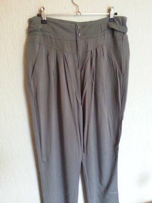 Leichte Hose in Grau