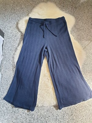 Leichte hose Jogginghose leggins leggings streifen blau navy Clockhouse M pants Karottenhose shorts