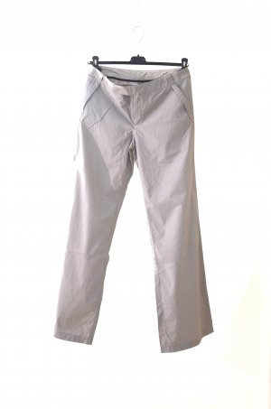 Mexx Marlene Trousers light grey nylon