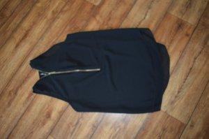 Leichte hübsche schwarze Bluse von Madonna Gr. 38