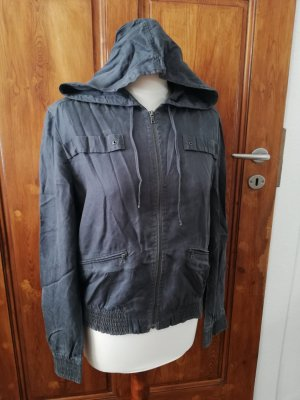 leichte Jacke blau/grau
