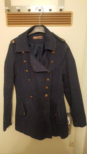 Leichte Jacke, blau, Zara