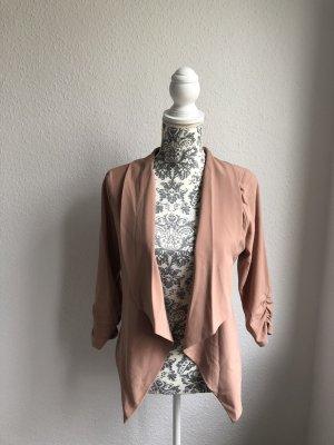 Blouson color oro rosa