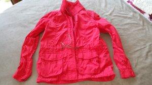 Leichte Jacke Frühling Sommer rot S 36 LOGG H&M