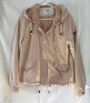 Leichte Jacke - hell rosa - L