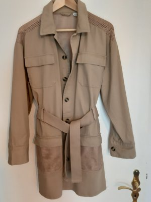 Asos Safari Jacket beige cotton