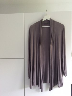 Leichte Jacke in taupe