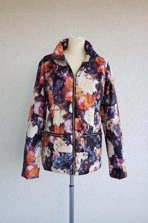 b.p.c. Bonprix Collection Between-Seasons Jacket multicolored polyester