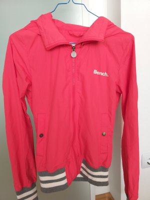 Bench Jacket bright red