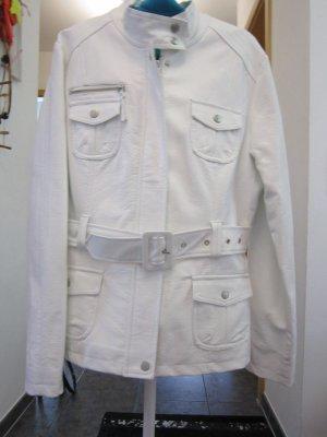 Leichte Jacke von Livre in Lederimitat