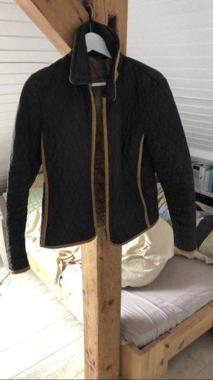 Unützer Veste courte brun sable-brun noir