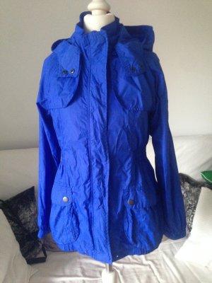 Leichte Jacke Zara blau neu