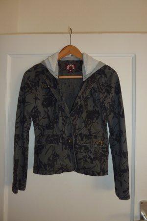 Leichte Jacken in Blazeroptik mit Kapuze
