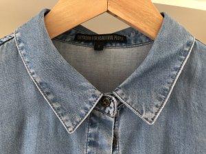 Leichte Jeans-ähnliche Bluse