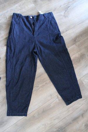 Leichte Jeans im Ballonschnitt