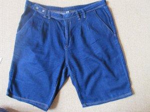 Leichte Jeans Shorts, kurze Hose