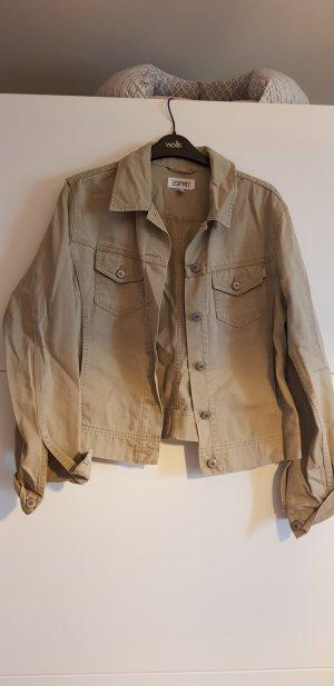 Leichte Jeansjacke im Armystyle