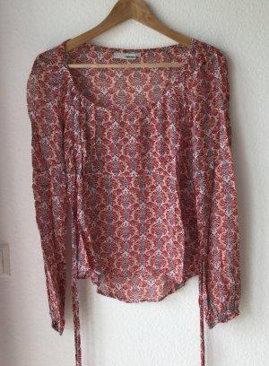 Leichte Langarm-Bluse von Hennes in Größe 38