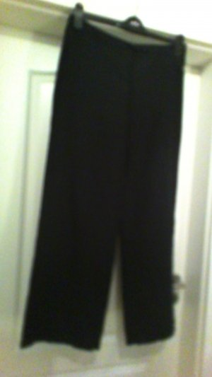 Marks and Spencer Marlene Trousers black linen