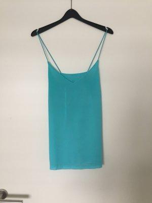Leichte, luftige Bluse in schönem Hellblau