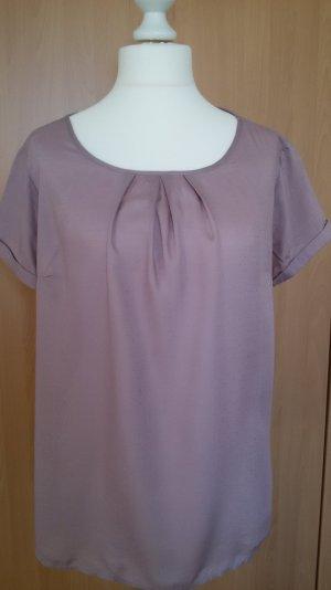Leichte, mauvefarbige Bluse von STREET ONE in Gr.42