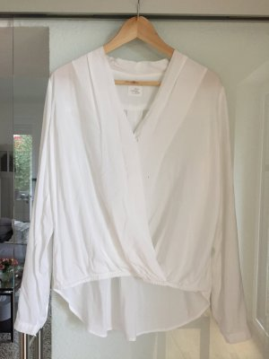 Leichte OPUS Bluse in Weiß