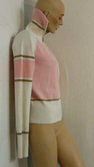 leichte, pastellfarbene Strickjacke, stretch, Gr.M, neuwertig