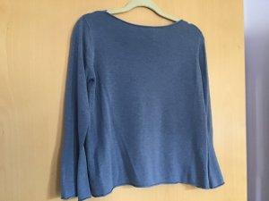 Jersey largo azul aciano
