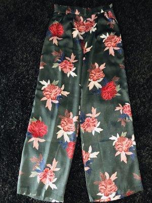 MNG Pantalone culotte multicolore