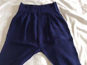 Zara Harem Pants blue