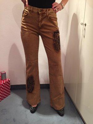 leichte Schlaghose von Krizia Jeans