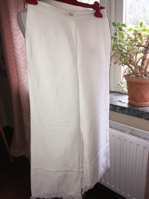 Marlene Trousers natural white linen