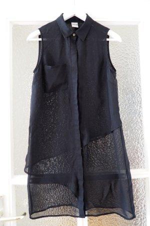 Leichte schwarze Bluse