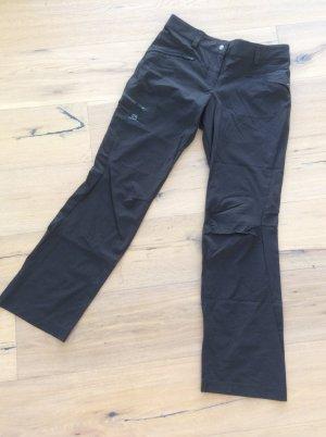 Salomon Pantalon de sport noir
