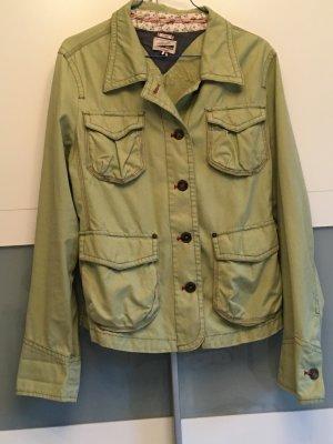 leichte Sommer Jacke von Hilfiger Denim Gr L