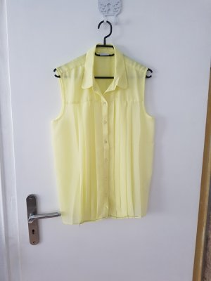 Aniston Camisa de mujer amarillo