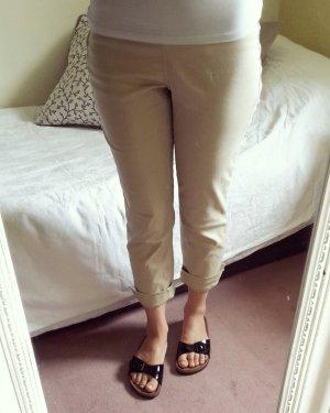 leichte Sommerhose beige von H&M