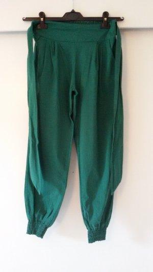 Leichte Sommerhose*Grün*Wie Neu