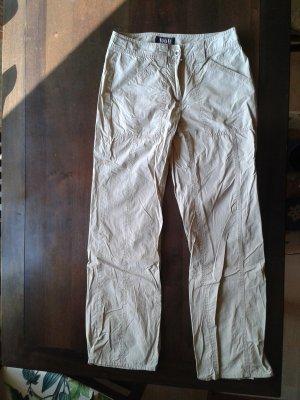 Pantalón de camuflaje beige Algodón