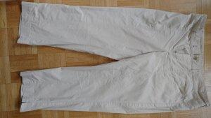 Leichte Sommerhose von BOGNER 7/8 Hose beige Gr 38 Top Zustand